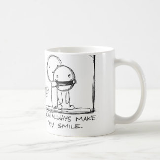 I can make you smile cup