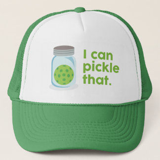 """I Can Pickle That"" Pickleball Hat"