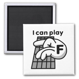 I can play F Magnet