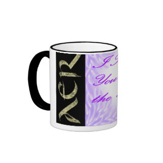 I can Read You in the Air Ringer Mug