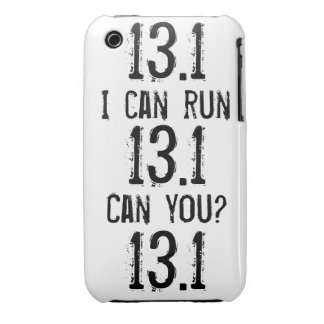 I can run 13.1 -- Can you? iPhone 3 Case
