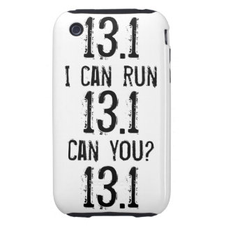I can run 13.1 -- Can you? iPhone 3 Tough Cover