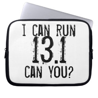 I can run 13.1 -- Can you? Laptop Sleeves