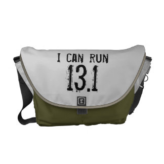 I can run 13.1 -- Can you? Messenger Bag
