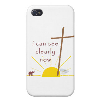 I can see clearly now . . . iPhone 4 cases