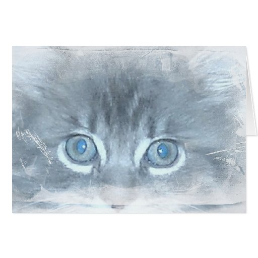 I Can See Into Your Soul Note Card