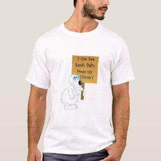 I Can See Sarah Palin feat Pookie Bear T-Shirt