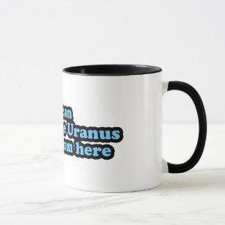 I Can See Uranus From Here Mug