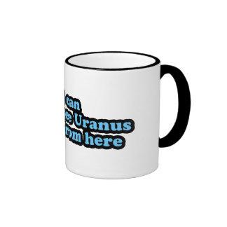 I Can See Uranus From Here Coffee Mug