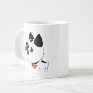 I Can See Your Heart 20 Oz Large Ceramic Coffee Mug