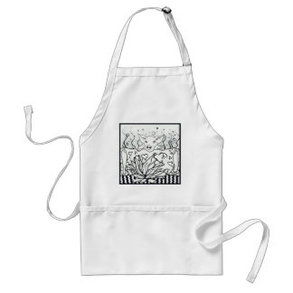 """""""I Can Stand the Heat"""" Apron"""
