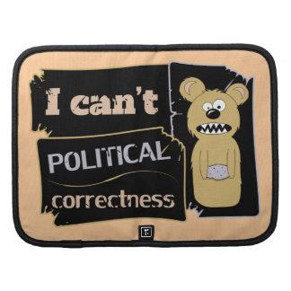 I can t bear political corectness planner