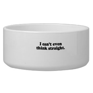 I can t even think straight png dog water bowl
