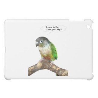 I can talk, can you fly? iPad mini cases