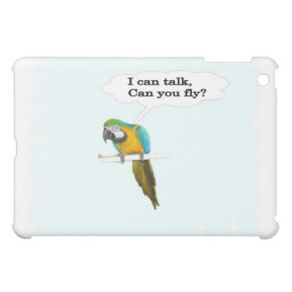 I can talk, can you fly iPad mini cover