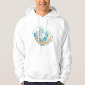 I cancelled my trip to the entropics hooded sweatshirt