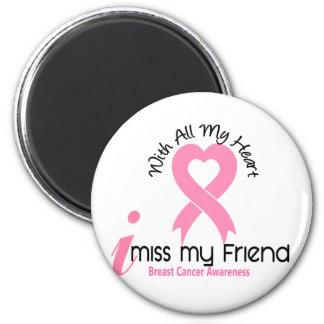I cáncer de pecho de Srta. My Friend Imán De Frigorífico