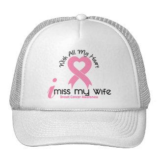 I cáncer de pecho de Srta. My Wife Gorros
