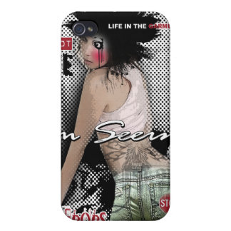 i cannot believe what i am seeing iPhone 4/4S cover