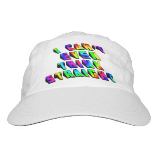 I can't even THINK straight Hat