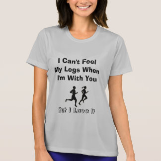 I Can't Feel My Legs - Sport-Tek SS Running T-Shirt