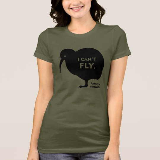 I CAN'T FLY. T-Shirt