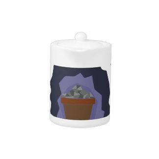 I Cant Go Teapot