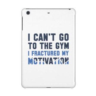 I Can't Go To The Gym iPad Mini Retina Cases