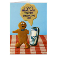 Funny cell phone cards greeting photo cards zazzle funny cell phone cards greeting cards bookmarktalkfo Image collections