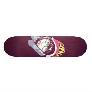 i can't hear you skateboard deck