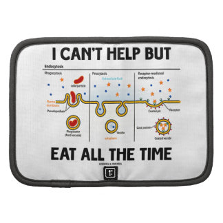 I Can't Help But Eat All The Time (Endocytosis) Planner