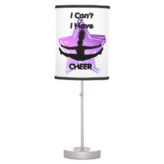 I can't I have Cheer Desk Lamp