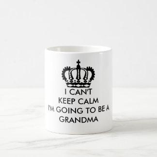I Can't Keep Calm, Grandma Mug