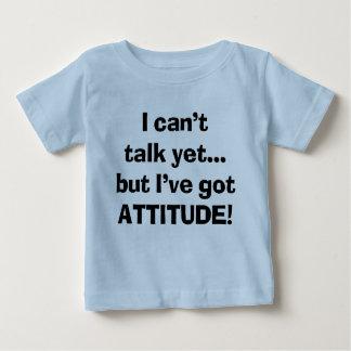 I Can't Talk Yet Shirt