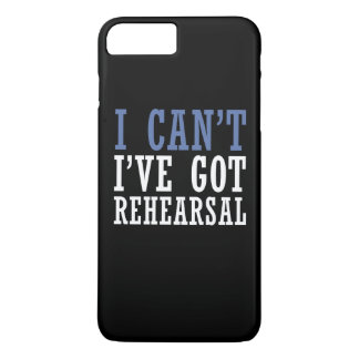 I Can't - Theater iPhone 8 Plus/7 Plus Case