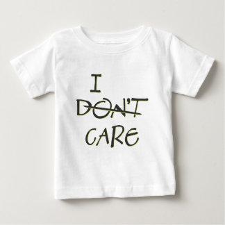 I Care Baby T-Shirt