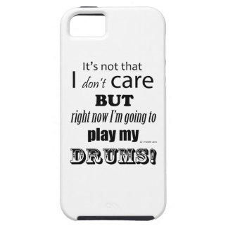 I Care Drums iPhone SE/5/5s Case