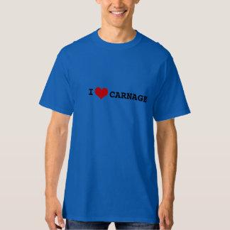 I ❤ CARNAGE - TEE