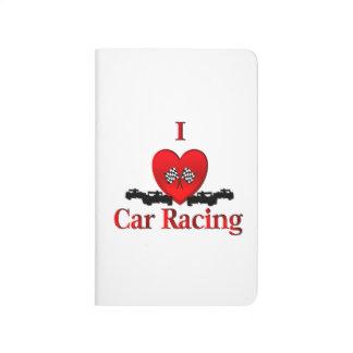 I carreras de coches del corazón cuadernos