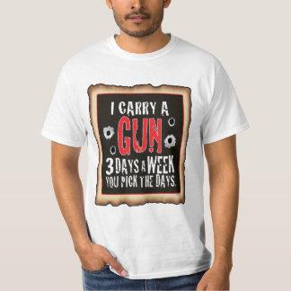 I CARRY T SHIRT