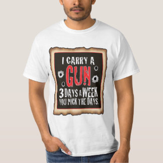 I CARRY T T-Shirt