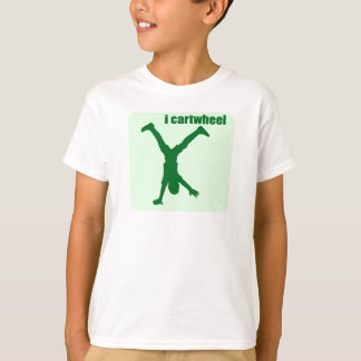I Cartwheel Kids T-shirts