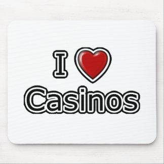 I casinos del corazón mouse pads