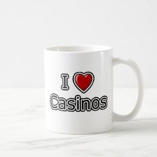 I casinos del corazón taza de café
