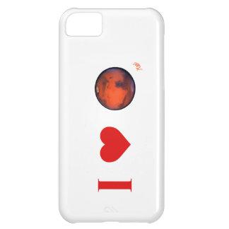 I caso del iPhone 5 de Marte del corazón