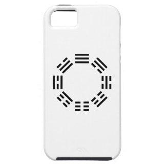 I caso del iPhone 5 del pictograma de Ching iPhone 5 Funda