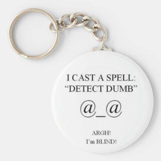I CAST A SPELLv2 Key Chain