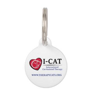 I-CAT pet tag