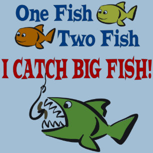 I Catch Big Fish Gifts On Zazzle