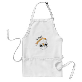 I Caught You Adult Apron